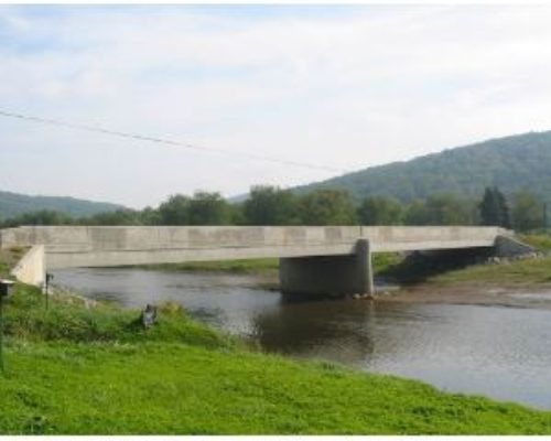 Foster Township – Tuna Cross Road Bridge