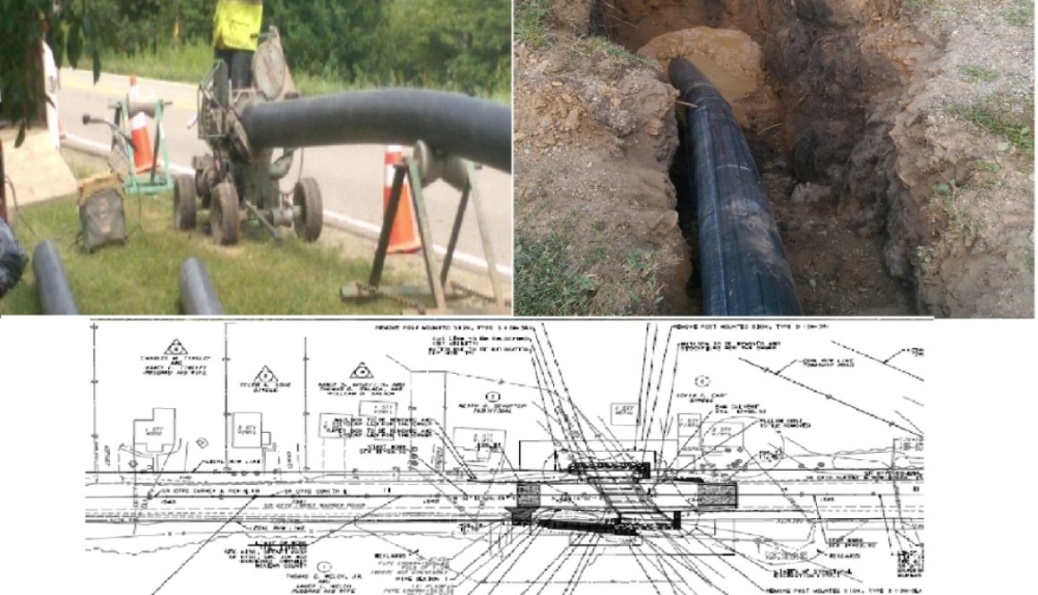 City of Bradford – Water Main Relocation