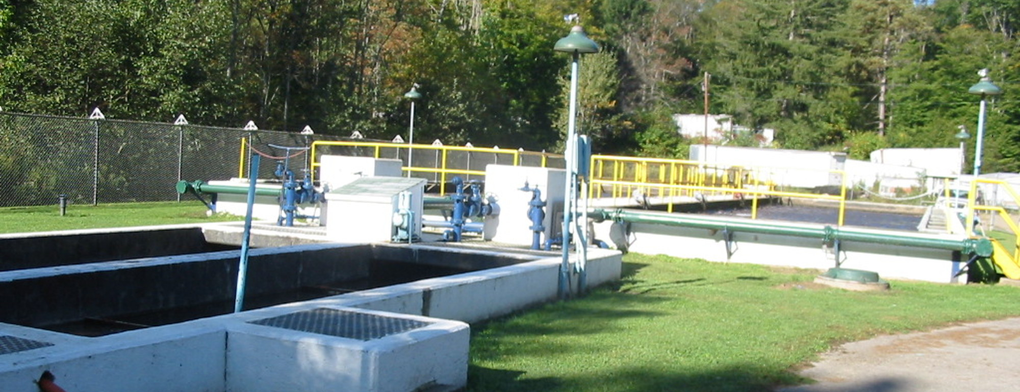 Sheffield Township Wastewater Treatment Plant