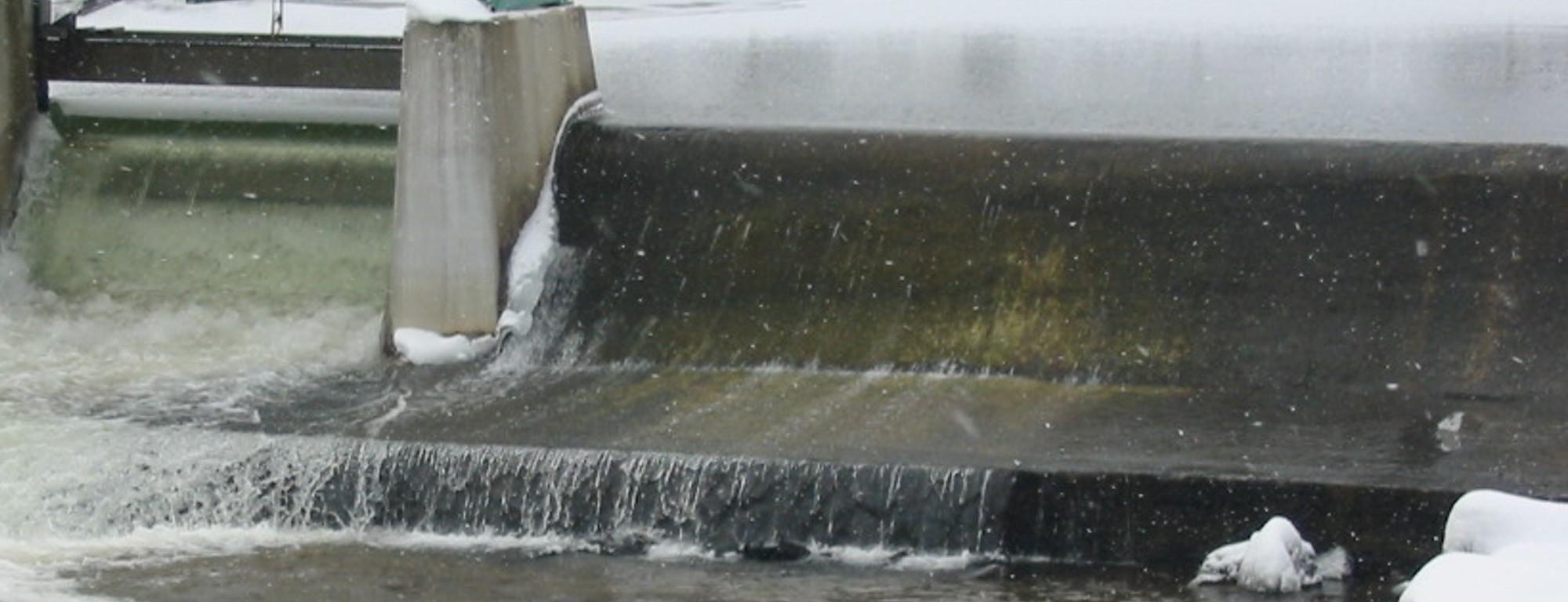 Hamlin Dam Inspection