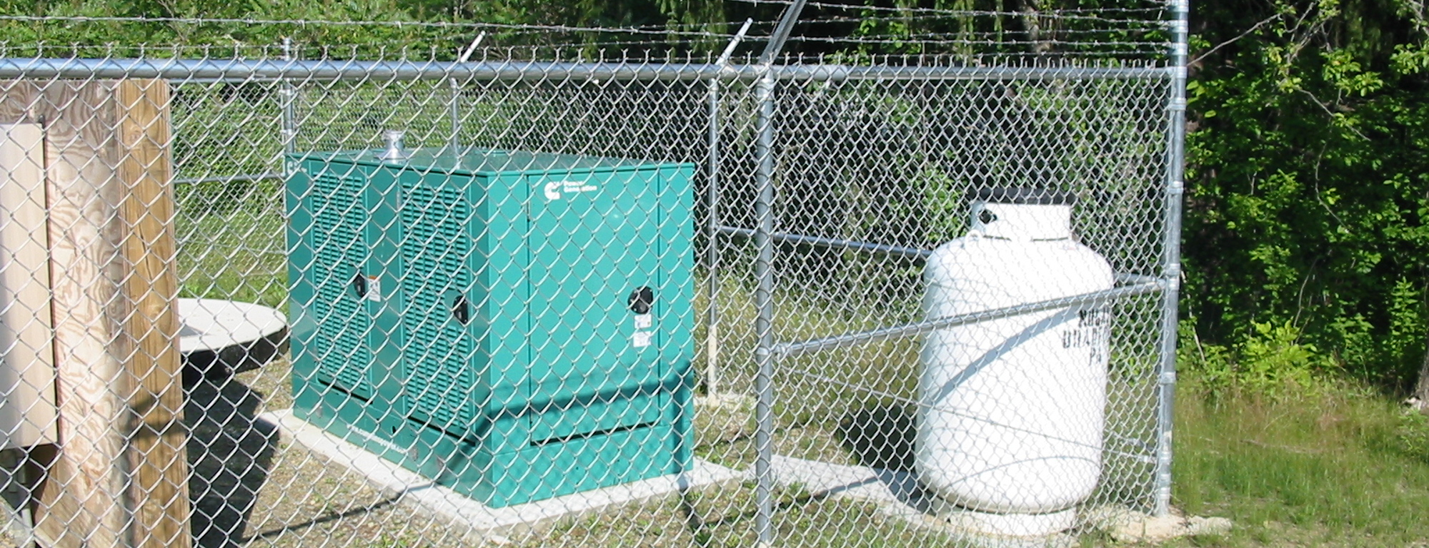 Langley Drive Pump Station