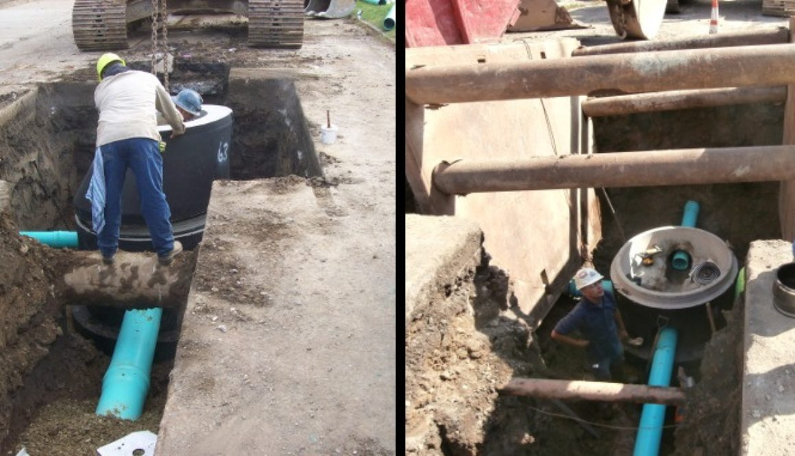 Eldred Borough – Sewer Line Replacement Inspection